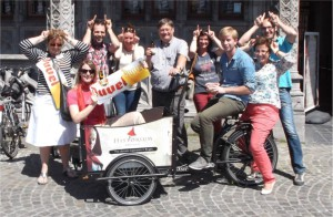 teambuilding met gps Brugge De Transformaties