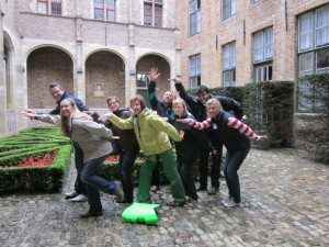 ecologisch stadsspel Kortrijk