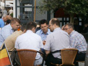teambuilding met gps Antwerpen
