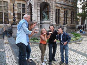 GPS stadsspel Antwerpen Lost