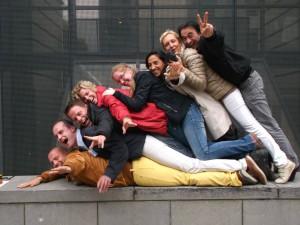 Teambuilding activiteiten Brugge: Ipad Rally