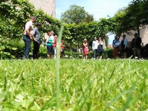 ecologische teambuilding Brugge Green Feet