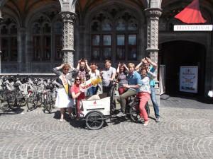 teambuilding activiteiten: Brugge kookt over