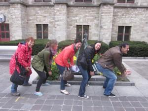 teambuilding Gent kleine groepen