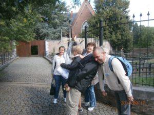 teambuilding GPS spel Leuven: de transformaties