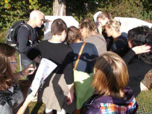 teambuilding activiteit Art Crime Leuven