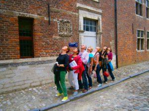 teamuitje Leuven voor kleine groepen