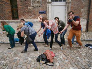 teambuilding Leuven