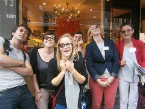 teamevent Leuven: choco rally