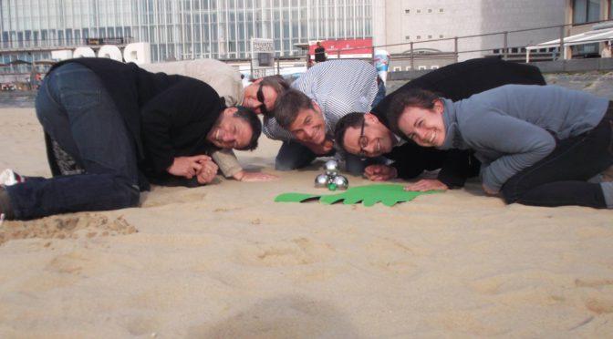 "Ecologische teambuilding ""Green Feet"""