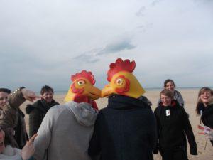 nieuwe teambuilding Oostende