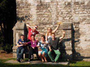 teambuilding Kortrijk: Lost met gps