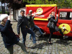 stadsspel Mechelen voor kleine groepen tot 14 deelnemers